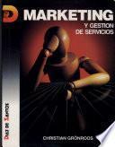 libro Marketing Y Gestión De Servicios