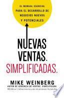 libro Nuevas Ventas. Simplificadas.