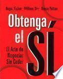 libro Obtenga El Sí