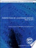 libro Perspectivas De La Economía Mundial, Mayo De 2001
