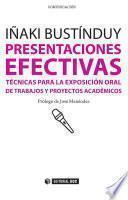 libro Presentaciones Efectivas
