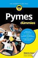 libro Pymes Para Dummies