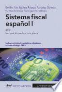 libro Sistema Fiscal Español I