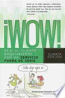 libro ¡wow!