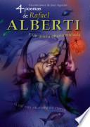 libro 4 Poemas De Rafael Alberti Y Un Ancla Abandonada
