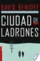 libro Ciudad De Ladrones