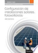 libro Configuración De Instalaciones Solares Fotovoltaicas