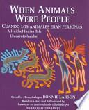 libro Cuando Los Animales Eran Personas