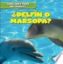 libro Delfin O Marsopa? (dolphin Or Porpoise?)