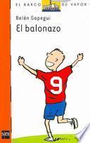 libro El Balonazo