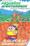 libro El Escape De Los Gusanos Gigantes