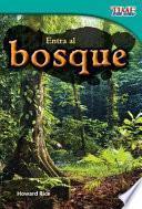 libro Entra Al Bosque (step Into The Forest)