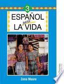 libro Espanol Para La Vida 3 / Spanish For Life 3