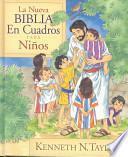 libro La Nueva Biblia En Cuadros Para Niños