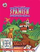 libro Learn A Language Books Spanish, Grade 3