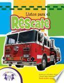 libro Listos Para El Rescate