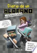 libro Minecraft. Diario De Un Aldeano Megapringao