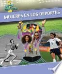 libro Mujeres En Los Deportes (women In Sports)