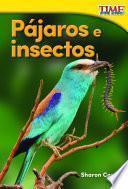 libro Pájaros E Insectos (birds And Bugs)