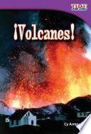 libro ¡volcanes!