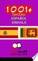 libro 1001+ Ejercicios Español   Sinhala