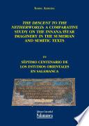 : A Comparative Study On The Innana/iŠtar Imaginery In The Sumerian And Semitic Texts