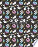 libro Agenda Escolar 2018 2019