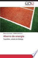 libro Ahorro De Energía