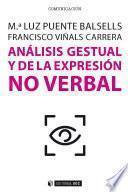 libro Análisis Gestual Y De La Expresión No Verbal