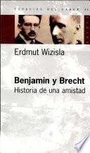libro Benjamin Y Brecht