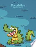 libro Cocodrilos Libro Para Colorear 1