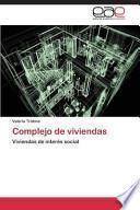 libro Complejo De Viviendas