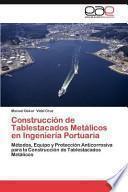 libro Construcción De Tablestacados Metálicos En Ingeniería Portuari