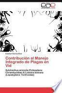 libro Contribución Al Manejo Integrado De Plagas En Vid