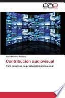 libro Contribución Audiovisual