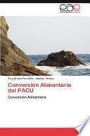 libro Conversión Alimentaria Del Pacu