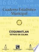 Coquimatlán Estado De Colima. Cuaderno Estadístico Municipal 1996
