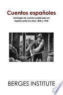libro Cuentos Españoles