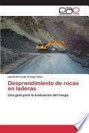 libro Desprendimiento De Rocas En Laderas