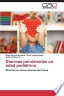 libro Diarreas Persistentes En Edad Pediátrica