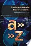 libro Diccionario Esencial De Neuroanatomía