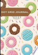 Dot Grid Journal Doughnuts