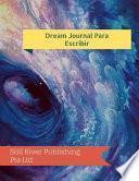 libro Dream Journal Para Escribir
