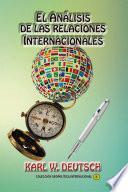 libro El Análisis De Las Relaciones Internacionales