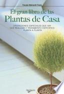libro El Gran Libro De Las Plantas De Casa