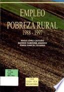 libro Empleo Y Pobreza Rural 1988 1997
