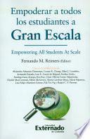 libro Empoderar A Todos Los Estudiantes A Gran Escala