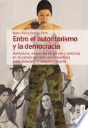 libro Entre El Autoritarismo Y La Democracia