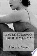 libro Entre El Largo Desierto Y La Mar