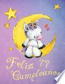 libro Feliz 77 Cumpleaños